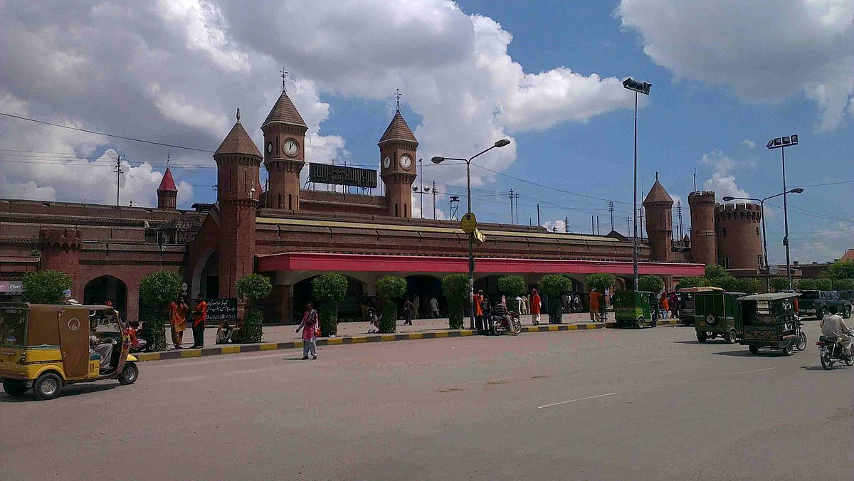 Lahore-railway-station